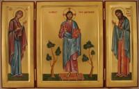 Deisis Triptych
