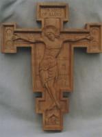 Romanesque Cross