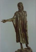St Barnabus, bronze