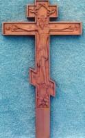 Priest's blessing cross