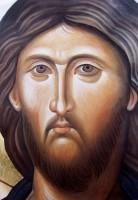 Christ, detail (Shropshire)