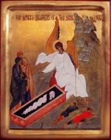 The Myrrh bearing women