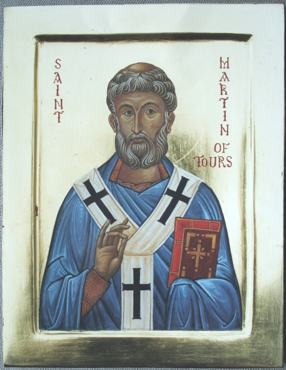St Martin Of Tours Biography