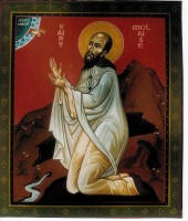 St Molaise (of Holy Island)