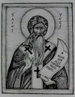 St Yves (of Cornwall, drawing)