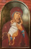 The Mother of God and Saviour