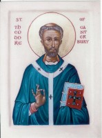 St Theodore of Canterbury