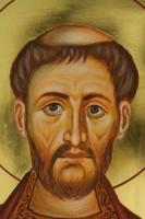 St. Alphege Aelfheah of Canterbury (detail)