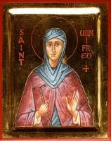 St. Winifred