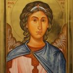 archangel michael small