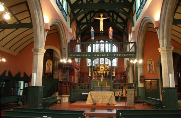 bedford park church