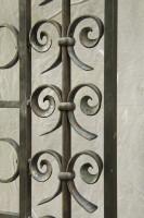 Detail of iron work