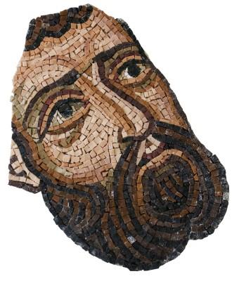 mosaic technique step 3