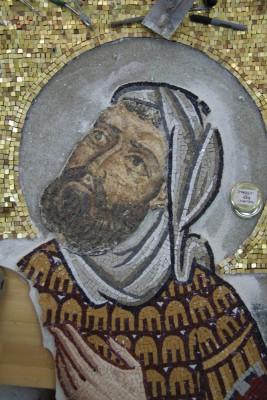 mosaic technique step 5