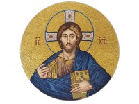 Christ Pantocrator mosaic, private chapel