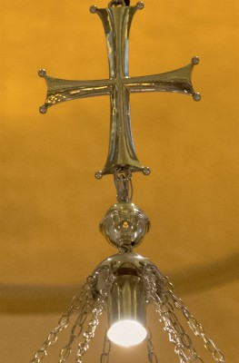 church-choros-cross-detail