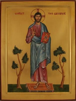 Christ the Gardener