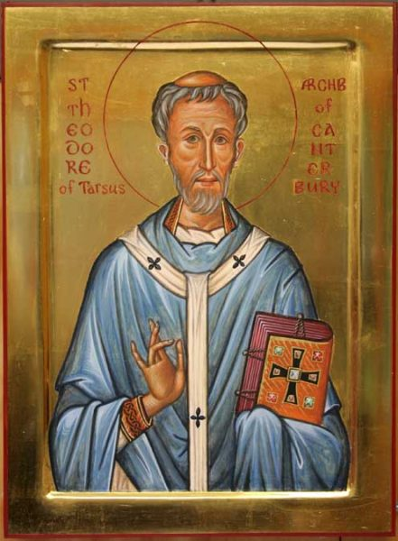 St Theodore of Canterbury