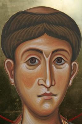 Protomartyr Stephen(detail)