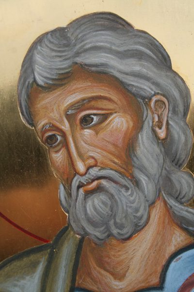 Righteous Joseph (detail)