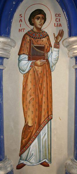 St Cecilia, Shrewsbury School