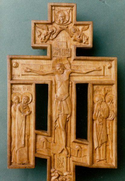 Crucifix, deisis
