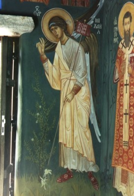 Archangel Michael (Agia Skepi, Limni, Evia, Greece)