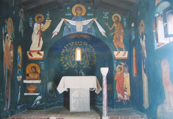 Sanctuary (Agia Skepi)