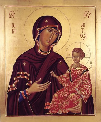 The Mother of God (Shrewsbury Greek Orthodox Church)