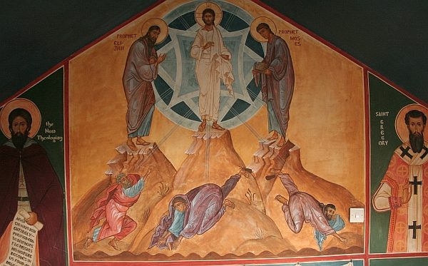 Transfiguration, Keswick