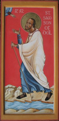 St Samson of Dol