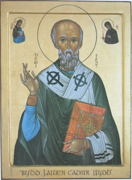 St David of Wales (Dewi Sant)