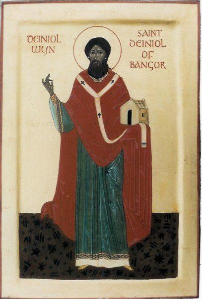 St Deiniol of Bangor