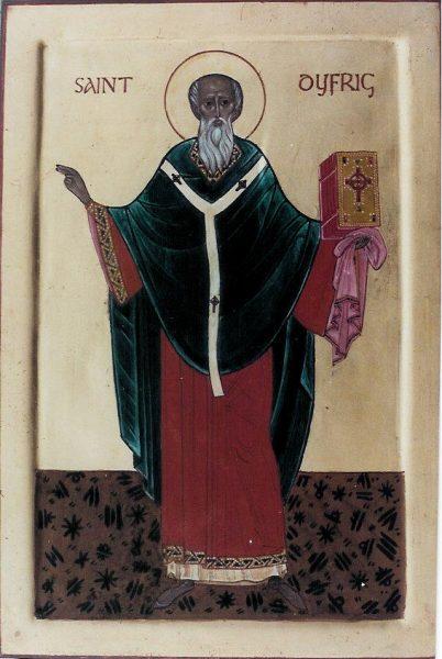 St Dyfrig