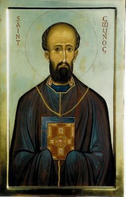 St Gwynog of Wales