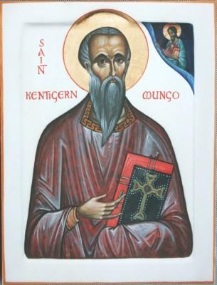 St Kentigern Mungo