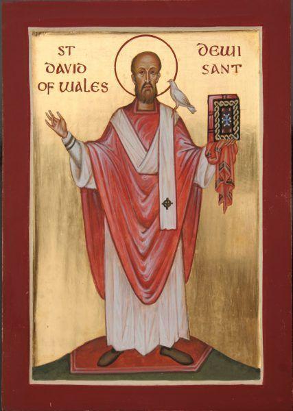St David of Wales