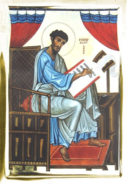 Evangelist Luke (Cambridgeshire)