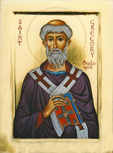 St Gregory Dialogos