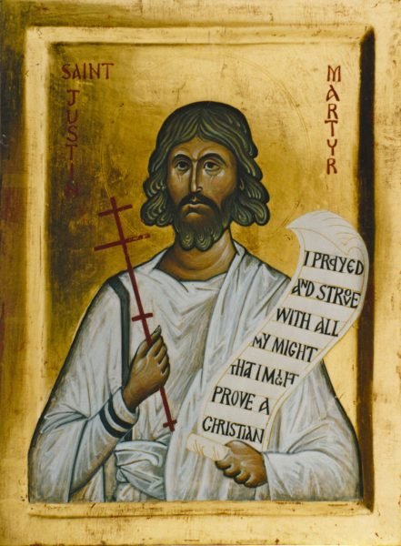 St Justin Martyr