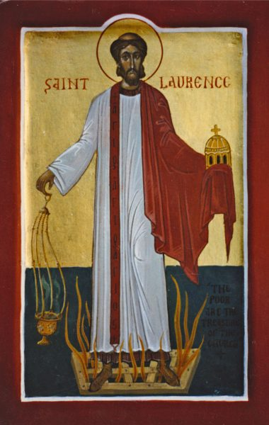 St Laurence
