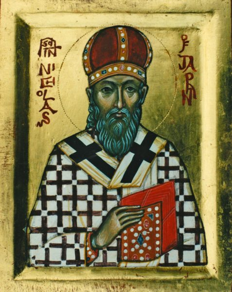 St Nicholas of Japan