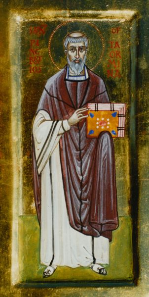 St Pancratios of Taormina