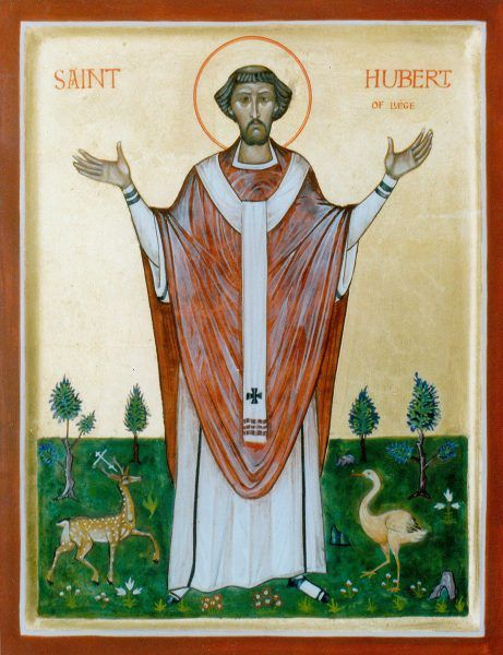 St Hubert of Liege