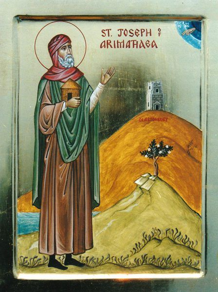 St Joseph of Arimathaea (with Glastonbury)