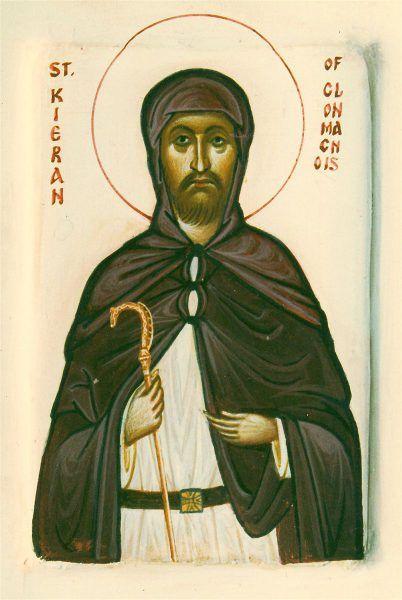 St Kieran of Clonmacnois