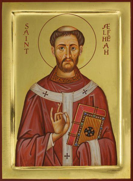 St. Alphege Aelfheah of Canterbury