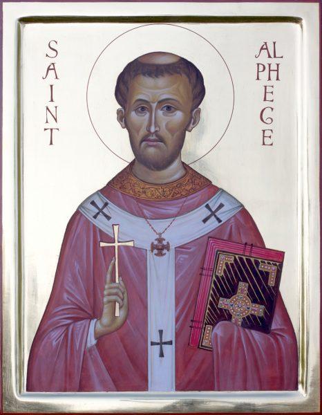 St. Alphege Aelfheah of Canterbury 2
