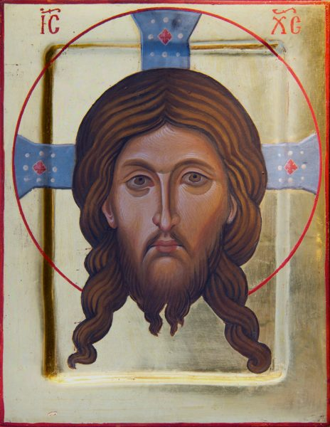 The Mandilion Christ