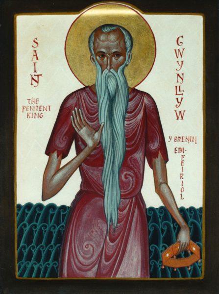St Gwynllyw of Wales